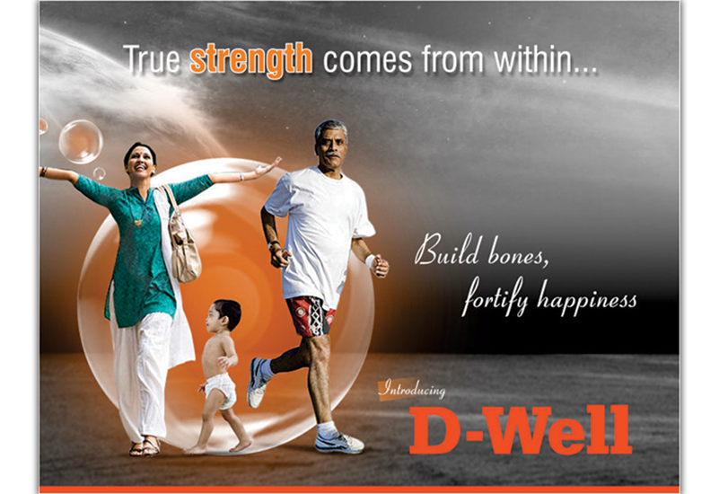D-Well Ad Concept